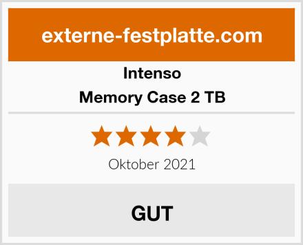 Intenso Memory Case 2 TB Test
