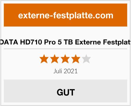 ADATA HD710 Pro 5 TB Externe Festplatte Test
