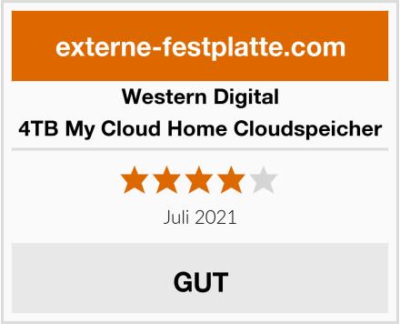 Western Digital 4TB My Cloud Home Cloudspeicher Test