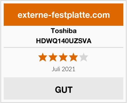 Toshiba HDWQ140UZSVA Test