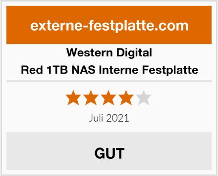 Western Digital Red 1TB NAS Interne Festplatte Test