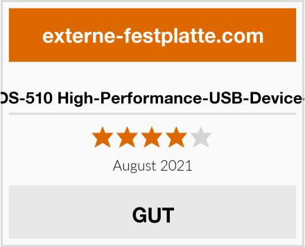 SILEX DS-510 High-Performance-USB-Device-Server Test