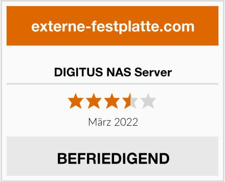 DIGITUS NAS Server Test