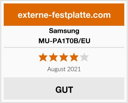 Samsung MU-PA1T0B/EU Test