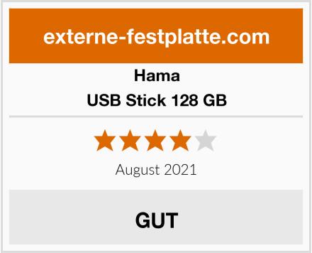 Hama USB Stick 128 GB Test