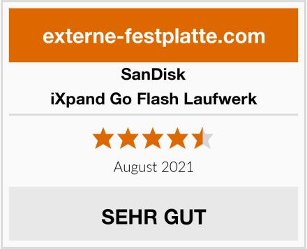 SanDisk iXpand Go Flash Laufwerk Test