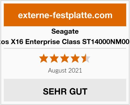 Seagate Exos X16 Enterprise Class ST14000NM001G Test
