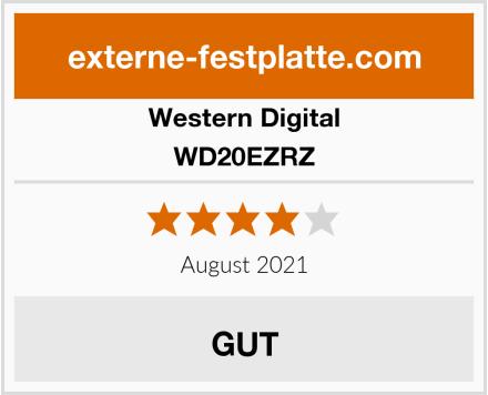 Western Digital WD20EZRZ Test