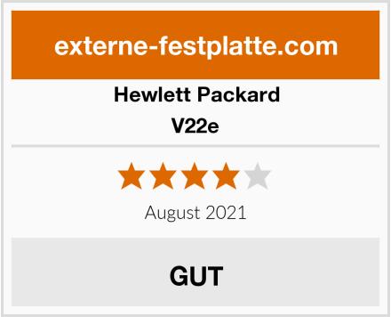 Hewlett Packard V22e Test