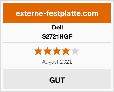 Dell S2721HGF Test