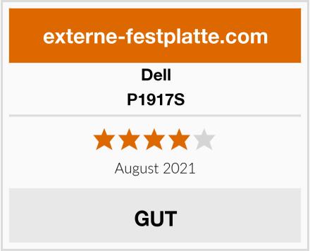 Dell P1917S Test