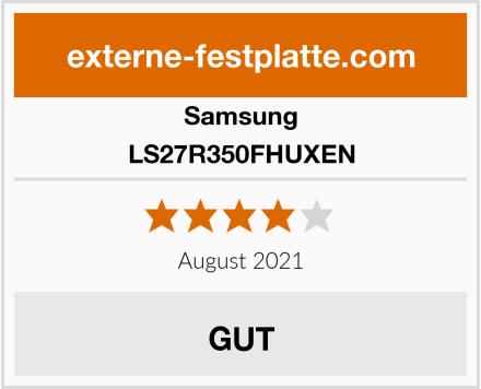 Samsung LS27R350FHUXEN Test