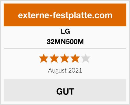LG 32MN500M Test