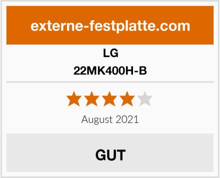 LG 22MK400H-B Test