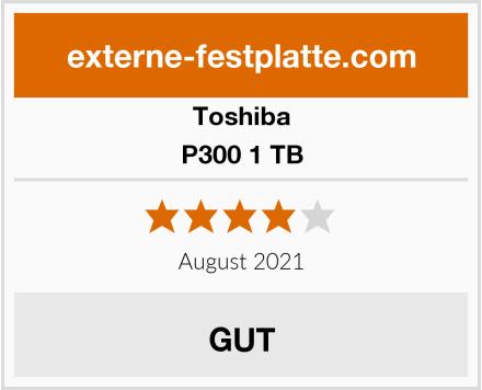 Toshiba P300 1 TB Test
