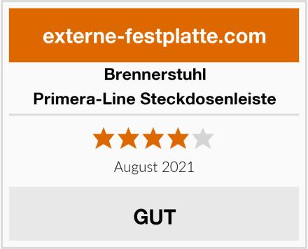 Brennerstuhl Primera-Line Steckdosenleiste Test