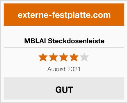 MBLAI Steckdosenleiste Test