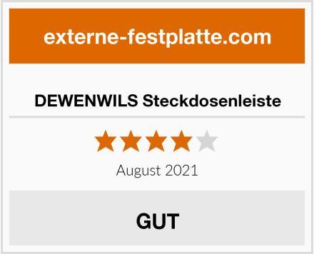 DEWENWILS Steckdosenleiste Test