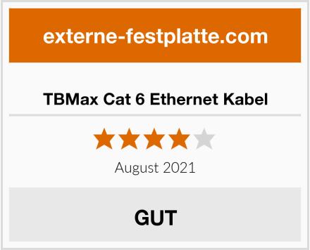 TBMax Cat 6 Ethernet Kabel Test