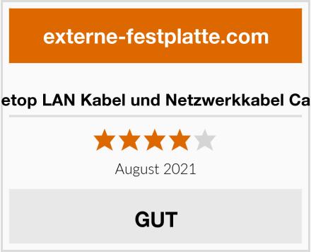 Veetop LAN Kabel und Netzwerkkabel Cat 7 Test