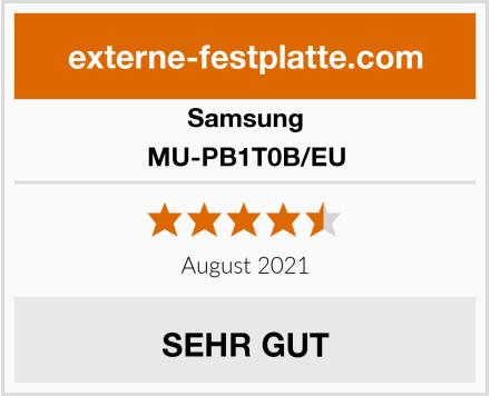 Samsung MU-PB1T0B/EU Test