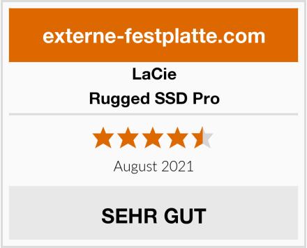 LaCie Rugged SSD Pro Test