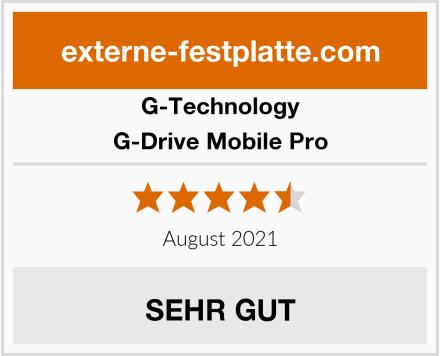 G-Technology G-Drive Mobile Pro Test