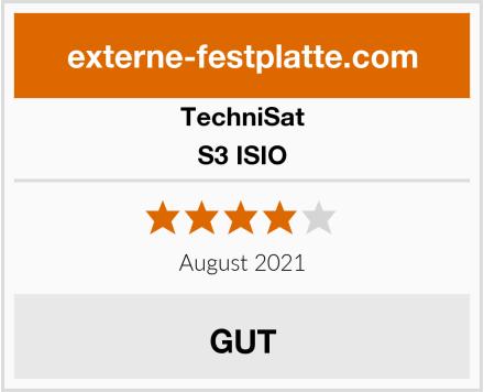 TechniSat S3 ISIO Test