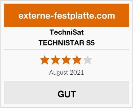 TechniSat TECHNISTAR S5 Test