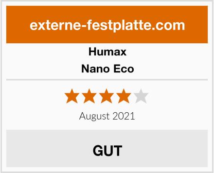 Humax Nano Eco Test