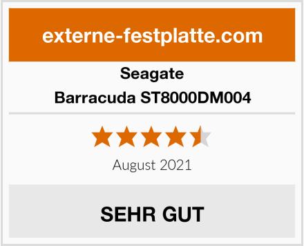 Seagate Barracuda ST8000DM004 Test