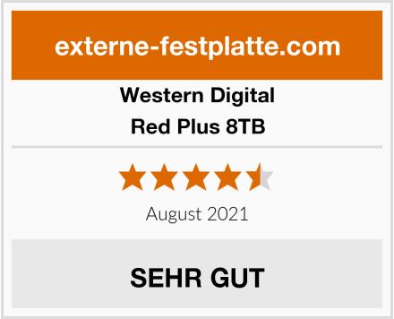 Western Digital Red Plus 8TB Test
