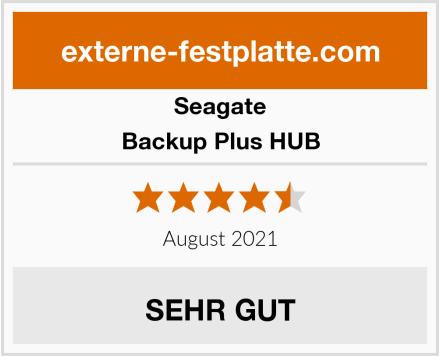 Seagate Backup Plus HUB Test