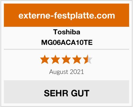 Toshiba MG06ACA10TE Test