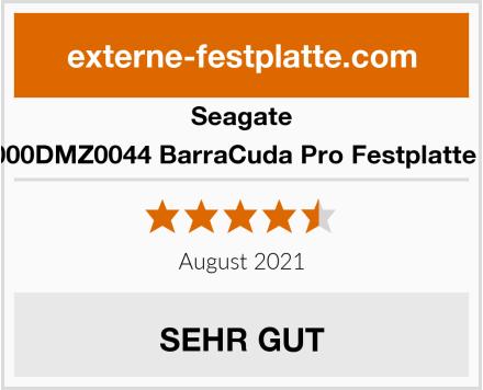 Seagate ST10000DMZ0044 BarraCuda Pro Festplatte 10 TB Test
