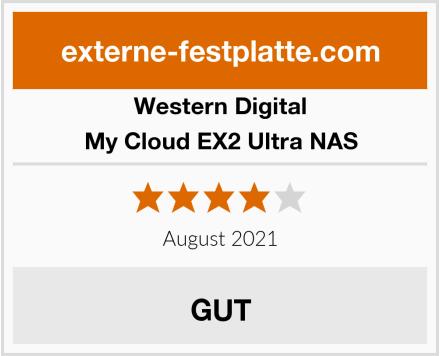 Western Digital My Cloud EX2 Ultra NAS Test
