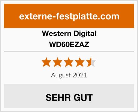 Western Digital WD60EZAZ Test