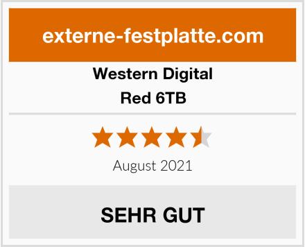 Western Digital Red 6TB Test
