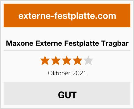Maxone Externe Festplatte Tragbar Test