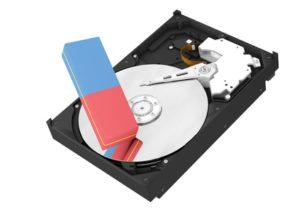 Wie wird eine externe Festplatte formatiert?