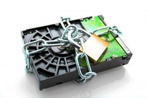 Externe Festplatte mit Passwort schützen