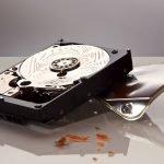 Festplatte runtergefallen – Was tun?