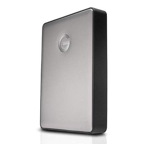 G-Technology G-Drive Mobile USB-C 4 TB
