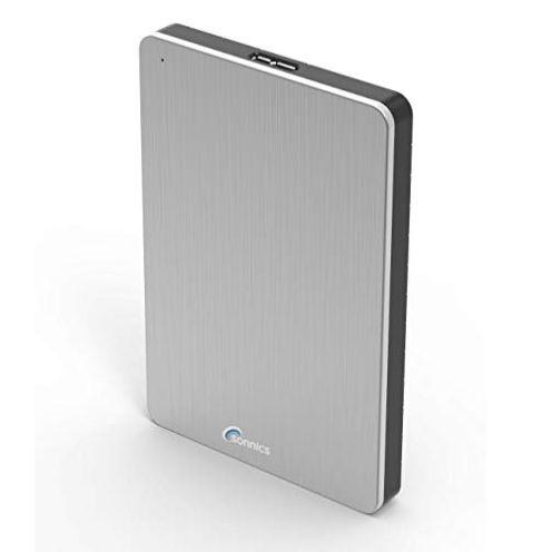 Sonnics 500GB Externe Festplatte
