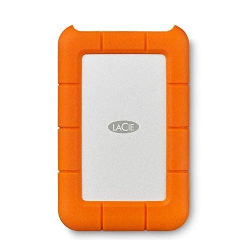 LaCie Rugged USB-C Festplatte 4 TB