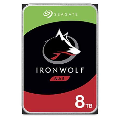 Seagate ST8000VN004 IronWolf