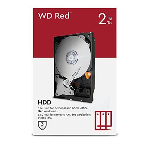 Western Digital Red 2TB NAS 3.5