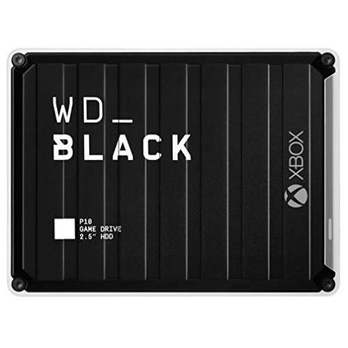 Western Digital BLACK P10 5 TB Game Drive for Xbox One