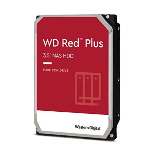 Western Digital Red Plus 10TB NAS-Festplatte SATA 6