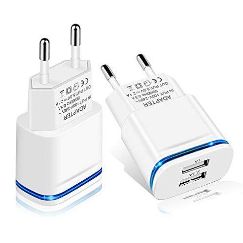 LUOATIP USB Ladegerät